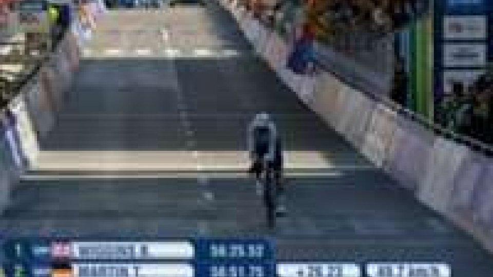 Mondiali ciclismo: Wiggins è il nuovo re a cronometroMondiali ciclismo: Wiggins è il nuovo re a cronometro