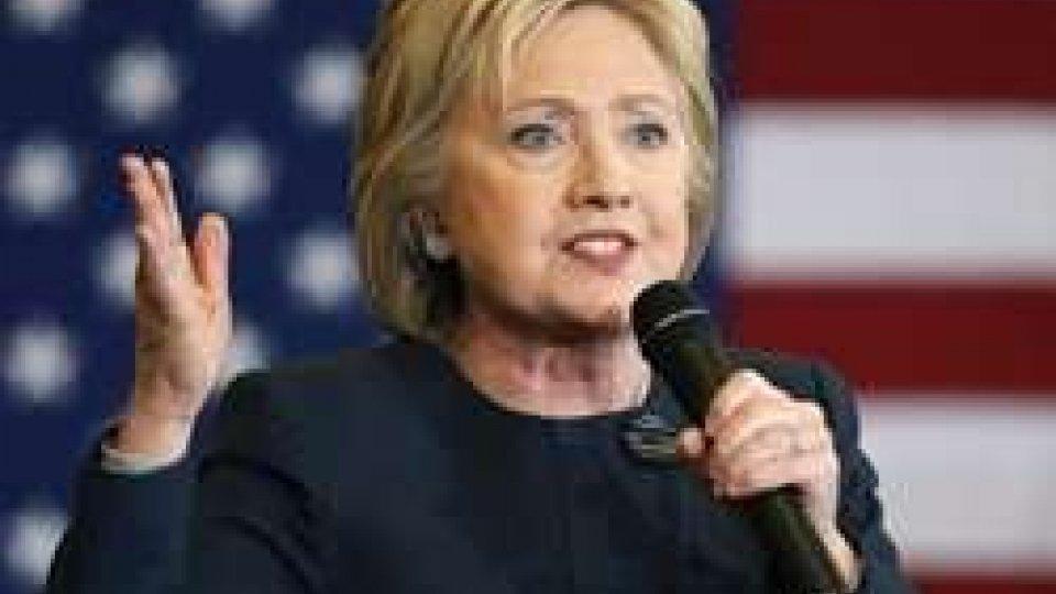 """Hillary Clinton, ph ApPresidenziali USA: schiacciante vittoria della Clinton nel """"supertuesday"""""""