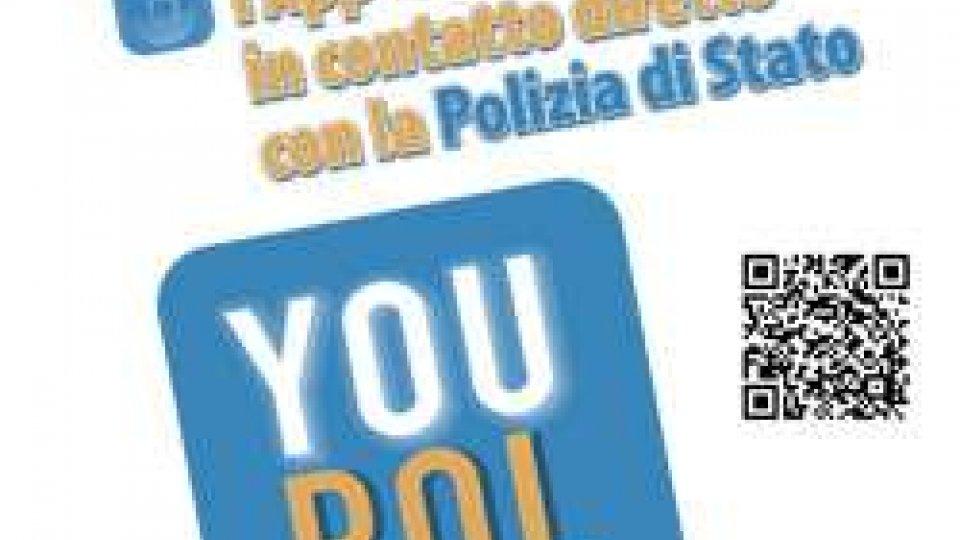LA POLIZIA DI STATO E I GIOVANI: NUOVE APPLICAZIONI PER SMARTPHONE E CAMPAGNE ANTI ALCOL