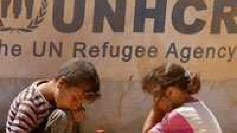 Siria: sale a 2 milioni e mezzo il numero di sfollati