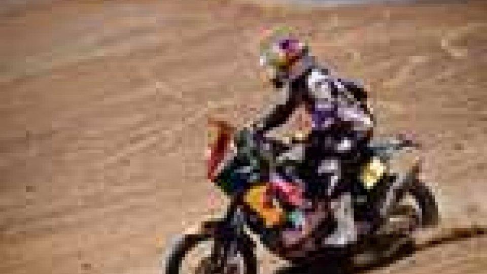 Incredibile alla Dakar: problemi al cambio per Coma, Despres ha in mano il successo