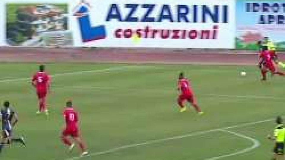 Lupa Roma - Ancona 1-0Lupa Roma - Ancona 1-0