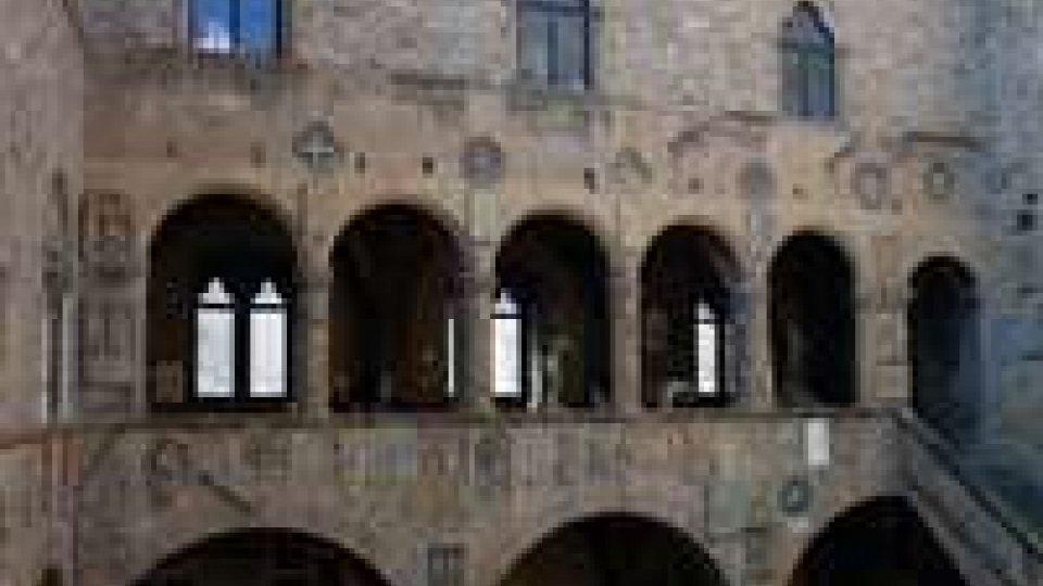 """La """"Deposizione di Cristo dalla croce"""" da San Marino al Bargello di Firenze"""