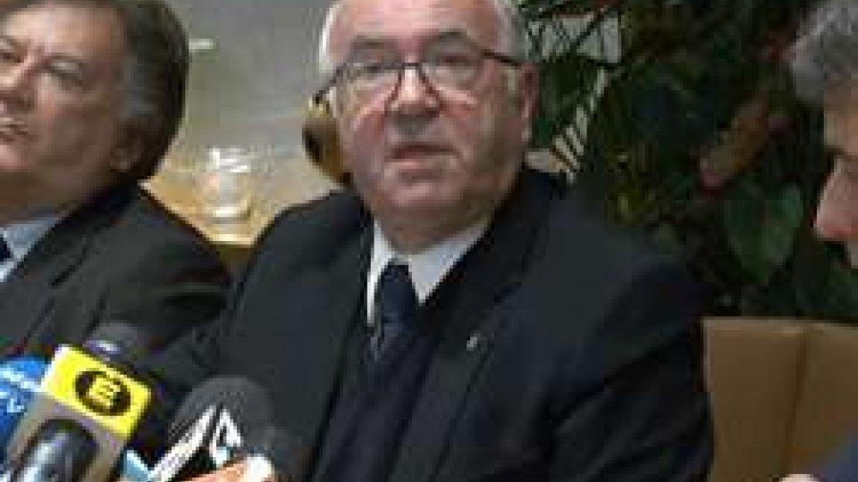 Tavecchio: la conferenza stampa post dimissioniTavecchio: la conferenza stampa post dimissioni