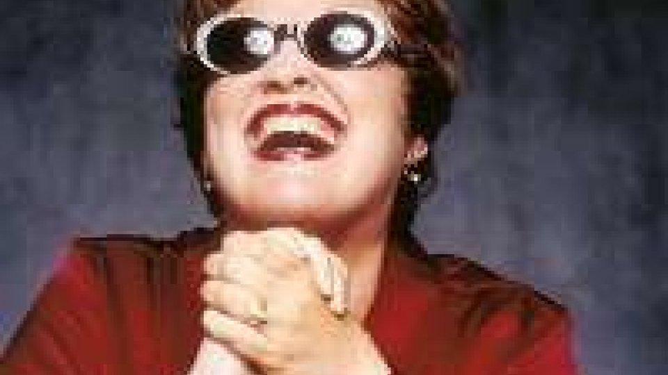 Diane Schuur in concerto al Teatro degli Atti a Rimini