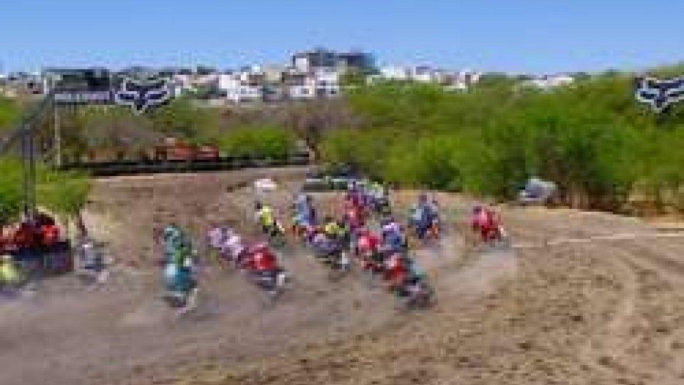 Motocross, Messico: Gajser gigante, Cairoli limita i danniMotocross, Messico: Gajser gigante, Cairoli limita i danni