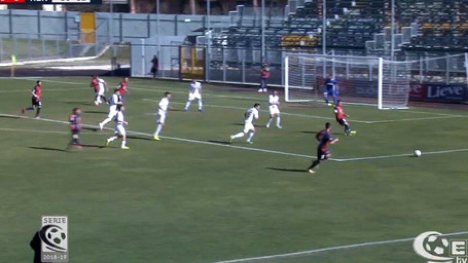 Gubbio-Renate 0-0Gubbio-Renate 0-0