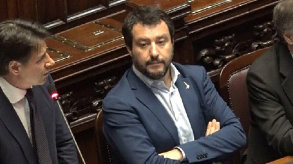 """Matteo SalviniLegittima difesa alla Camera, Forza Italia: """"E' la prima vera legge di centrodestra"""""""