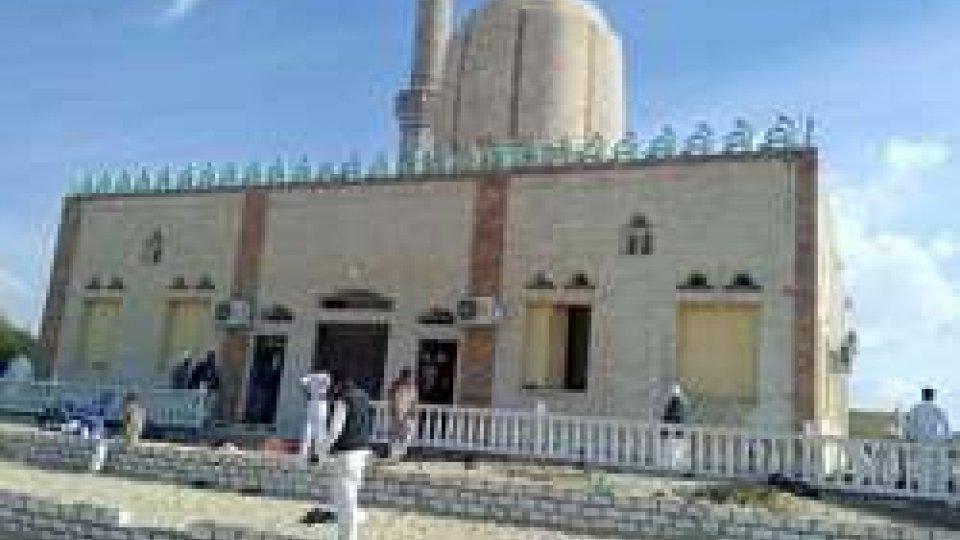 Attentato moschea Sinai: il bilancio delle vittime si aggrava ulteriormenteAttentato moschea Sinai: il bilancio delle vittime si aggrava ulteriormente