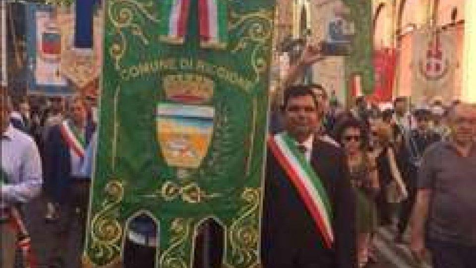 Riccione presente al ricordo della strage di Bologna del 2 agosto di 37 anni fa