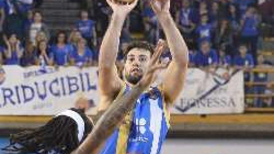 Basket, Serie A: tris di successi esterni negli anticipiBasket, Serie A: tris di successi esterni negli anticipi