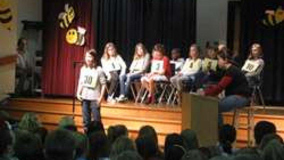 Teatro Nuovo Dogana - Spelling bee contest