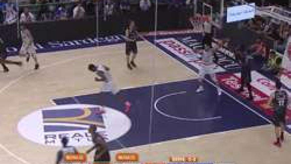 Basket serie ABasket serie A, Trento prima semifinalista