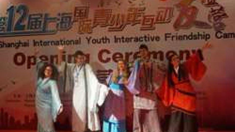 5 studenti sammarinesi allo Youth Camp a Shanghai