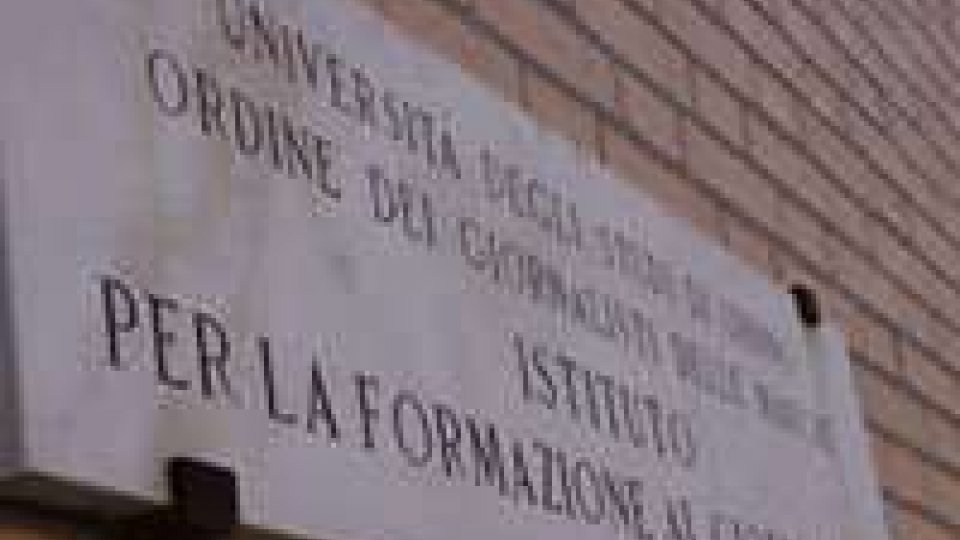 Online il nuovo bando d'iscrizione dell'Istituto per la Formazione al Giornalismo di Urbino