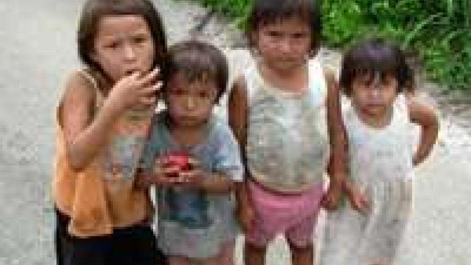 Messico: 27mila bambini lavorano per bande narcotrafficanti