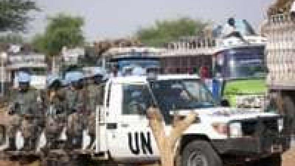 Darfur: accordo sul cessate il fuoco