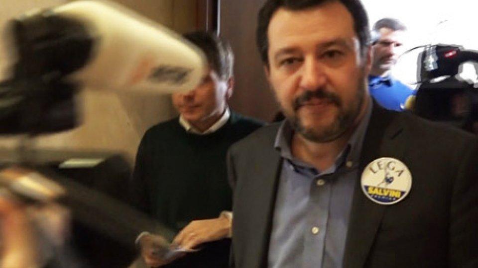 Matteo SalviniProcesso a Salvini e Tav, tensione tra gli alleati di governo