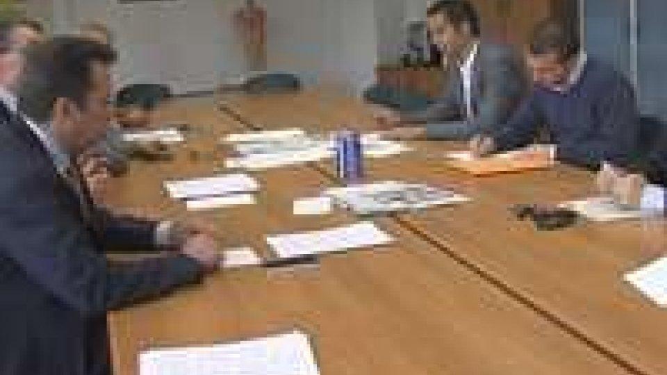 Ps: proseguono gli incontri, con Csu e Anis