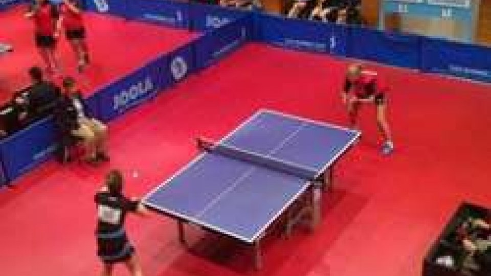 Tennis tavolo, quarti amari per Letizia Giardi e Morri: battute 3-0Tennis tavolo, quarti amari per Letizia Giardi e Morri: battute 3-0