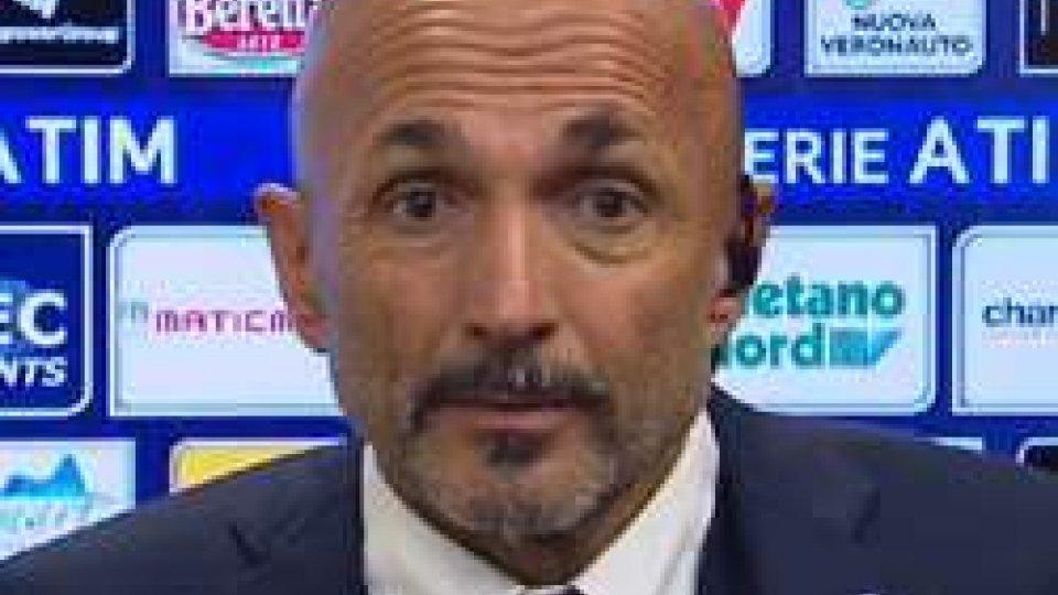 Luciano SpallettiInter-Chievo 5-0, Luciano Spalletti in conferenza stampa