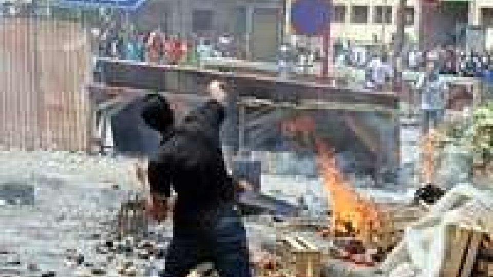 Egitto. Detenzione preventiva per trecento persone