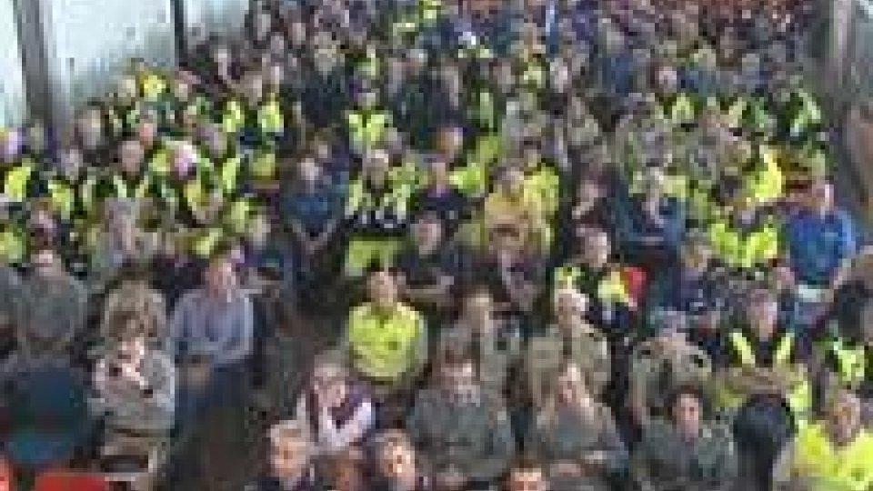 Protezione Civile Rimini: taglio del nastro per la nuova sede alla presenza di Franco Gabrielli