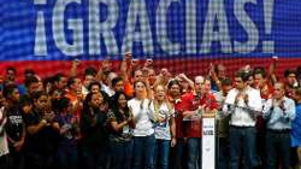 Plebiscito: il 98,4% contro progetto Costituente di Maduro