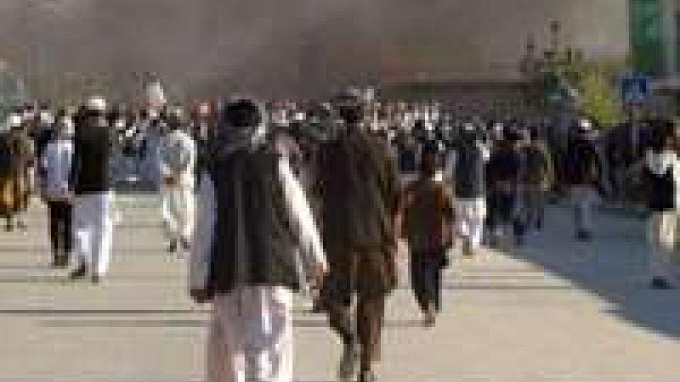 """ONU: """"Vittime e ferite in Afghanistan in aumento""""."""