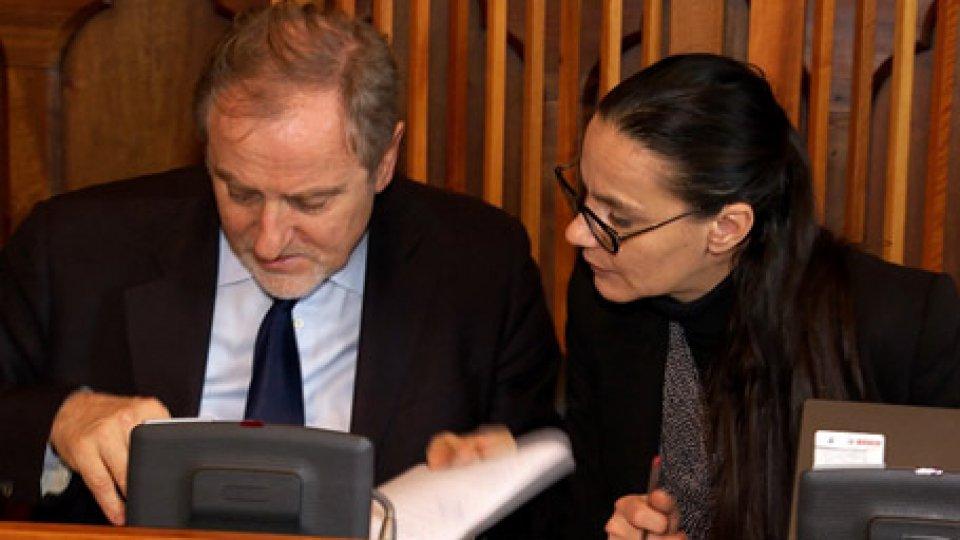 Gian Carlo Venturini e Grazia Zafferani