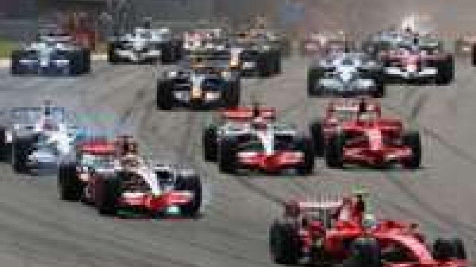 Pausa finita, la F1 riparte dal Belgio