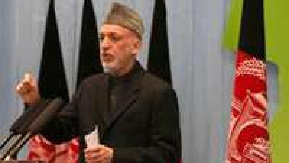 Afghanistan: attacco a palazzo presidenziale a Kabul