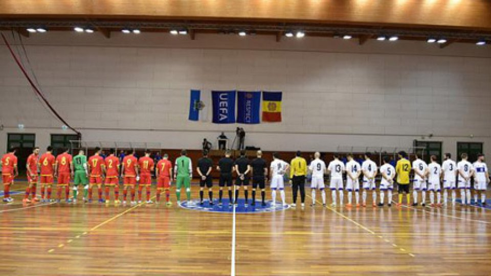 @FSGCFutsal, San Marino va avanti ma Andorra vince ancora