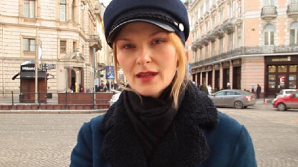 Victoria PolischukUcraina: polemiche in vista dei risultati della finale della selezione nazionale per l'Eurovision