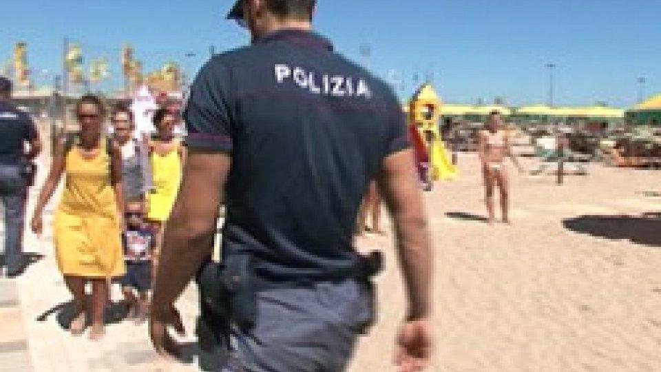 Sicurezza in spiaggia: positivo il bilancio estivoSicurezza in spiaggia: positivo il bilancio estivo nella costa romagnola. Ridotti l'abusivismo commerciale e i furti in riva al mare
