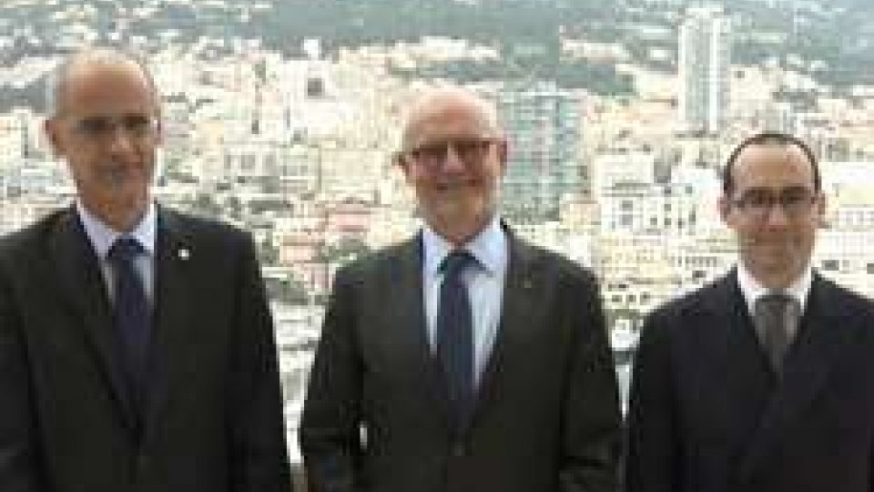 """Nicola Renzi incontra i capi di Governo dei Principati di Monaco e Andorra: """"Azione coordinata nel negoziato UE"""""""