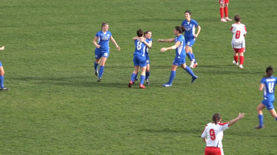 San Marino AcademyLa San Marino Academy espugna il Morgagni battendo 3-0 l'Olimpia Forlì. A segno  Lanotte, Baldini e Innocenti