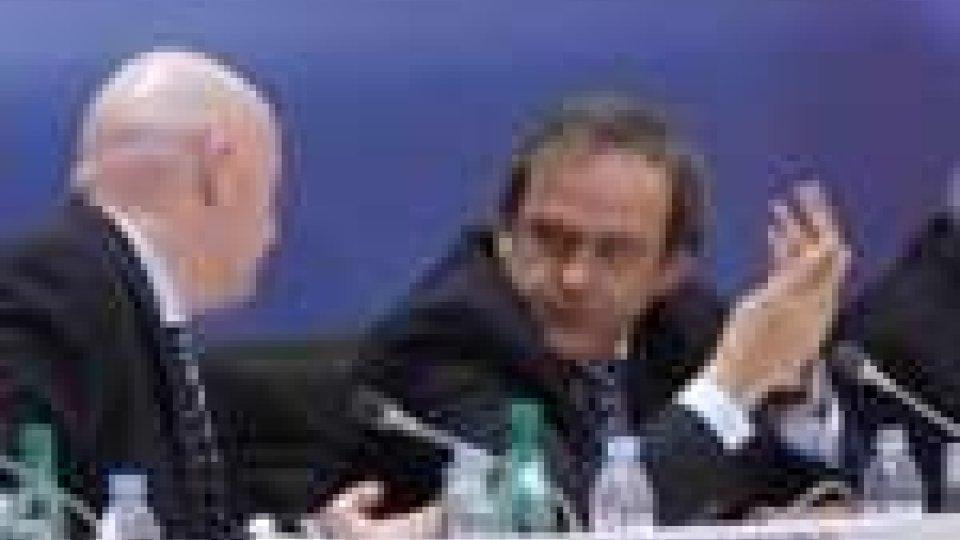 Michel Platini presidente della UEFA. Una vittoria anche per San Marino