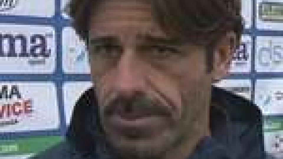 Il San Marino esonera Alberigo Evani