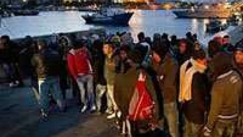 Lampedusa. Soccorsi altri 107 migranti