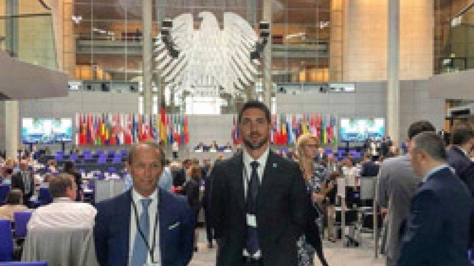 Oscar Mina Luca SantoliniAll'Osce si stigmatizza il sovranismo e la politica del rischio calcolato per ottenere consenso