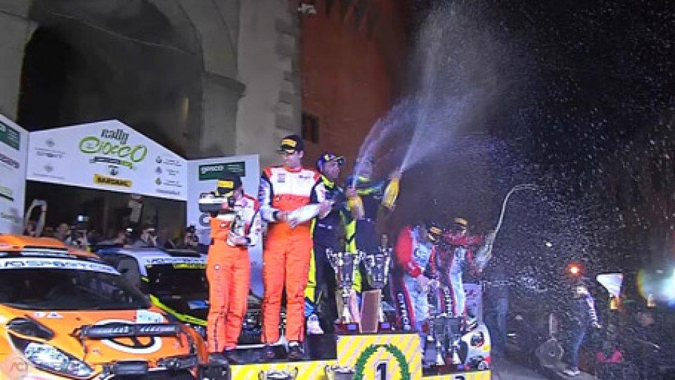 Rally: Basso vince nel CIR, Habaj nell'ERC