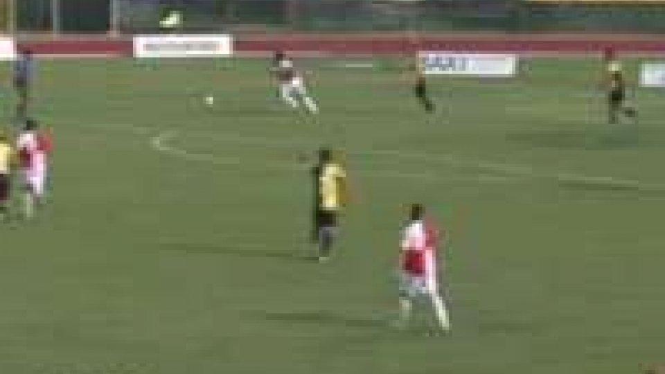 Santarcangelo-Rimini: 1-1