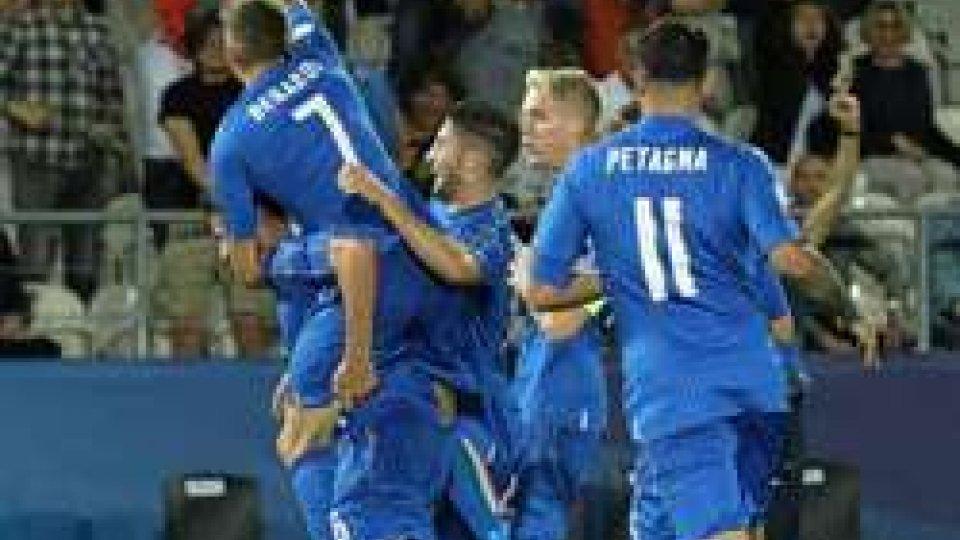 Under 21: Italia batte la Danimarca. Contestato Donnarumma