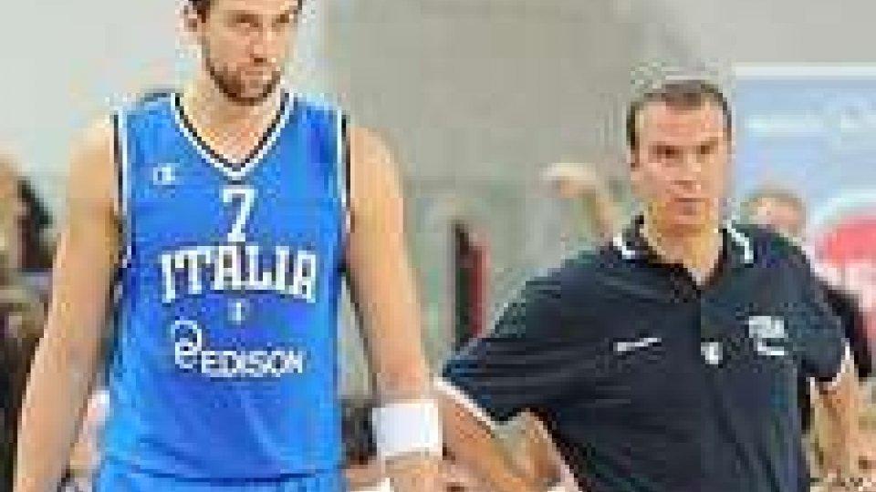 Basket, Italia al lavoro: obiettivo Europeo a settembre.Basket: Italia al lavoro