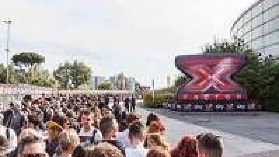 In settemila al casting di X-Factor a Roma
