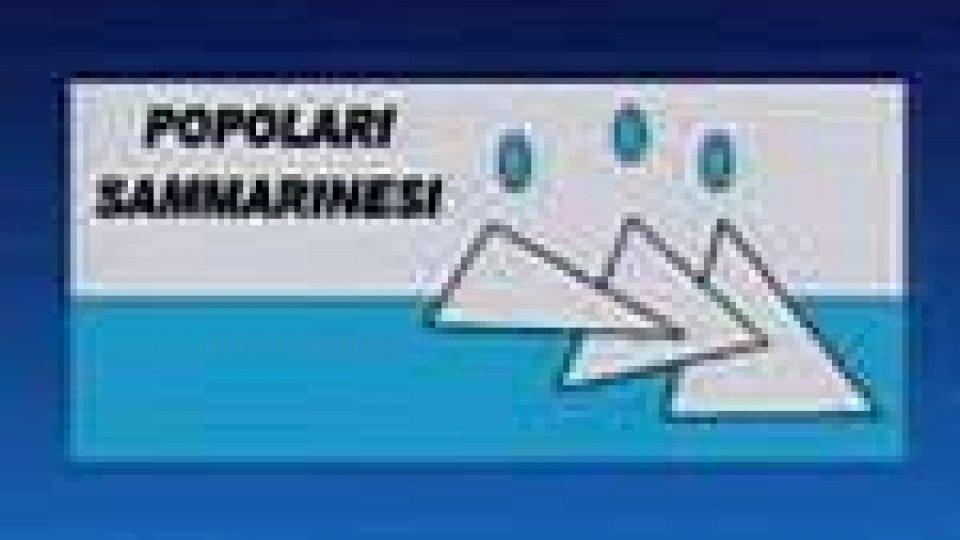 Popolari: istanza d'Arengo sulla Giochi San Marino