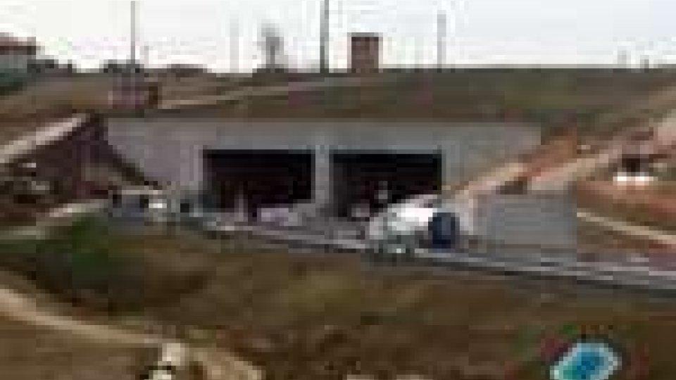 La terza corsia della A14 – nel tratto fra Rimini Nord e Cattolica – è ormai realtà