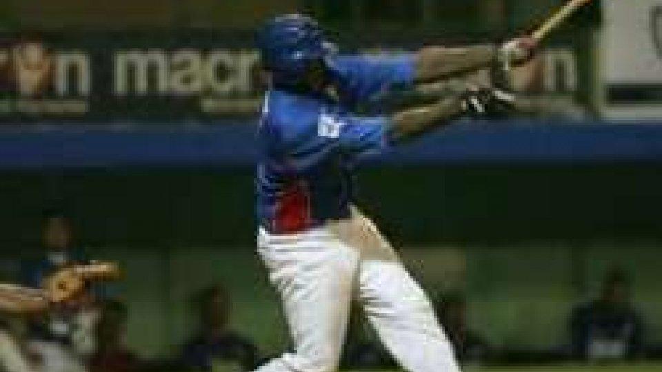 Baseball: vittoria ininfluente  della T&A