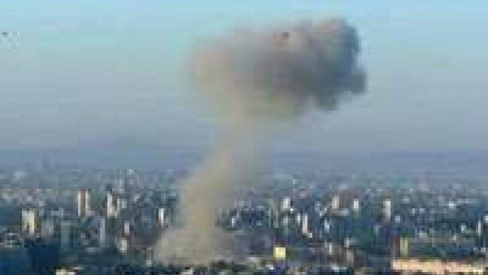 Siria, violenti attacchi ad Aleppo